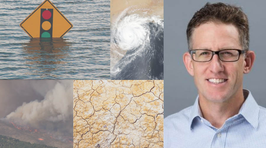 LBJ Professor Josh Busby will study climate change and national security in the Biden administration
