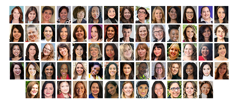 Cohort 2 of the LBJ Women's Campaign School (2021)