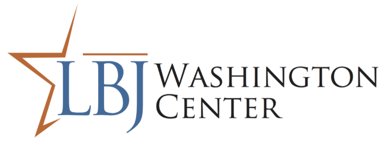 LBJ Washington Center logo