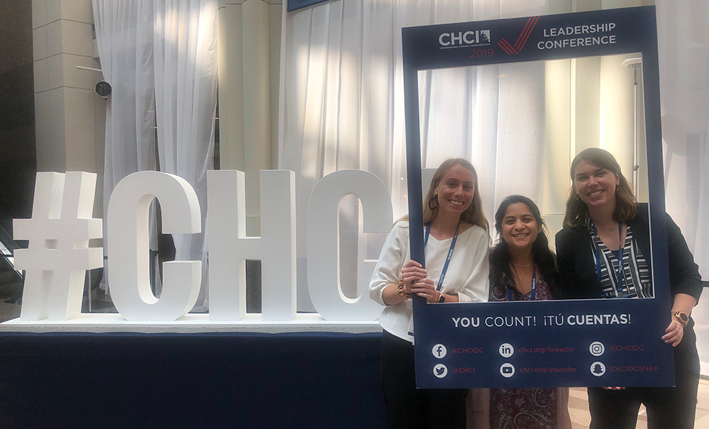 LBJ DC Fellows at the CHCI 2019 Leadership Conference