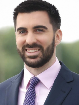 Headshot: 2020 LBJ DC Fellow Ryan Anderson