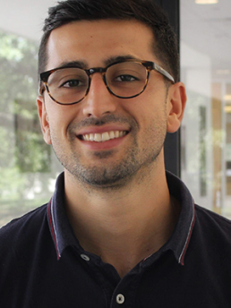 Headshot: 2020 LBJ DC Fellow Sisto Campana