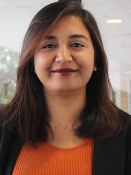 Headshot: 2020 LBJ DC Fellow Rahma Sohail