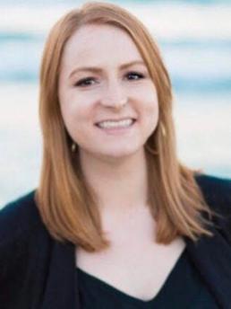 Headshot: 2020 LBJ DC Fellow Amelia Vorpahl