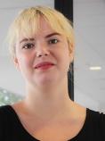 Headshot: 2020 LBJ DC Fellow Catherine Arjet
