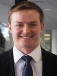 Headshot: 2020 LBJ DC Fellow Sean Mason