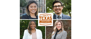 New LBJ students for the 2020–21 academic year